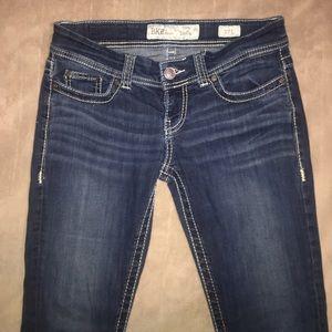 BKE Stella skinny jeans size 27L